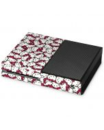 Hello Kitty Multiple Bows Pink Xbox One Console Skin