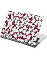 Hello Kitty Multiple Bows Pink Yoga 910 2-in-1 14in Touch-Screen Skin