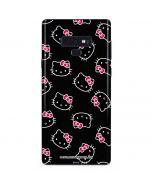 Hello Kitty Pattern Galaxy Note 9 Skin