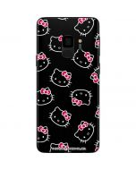 Hello Kitty Pattern Galaxy S9 Skin