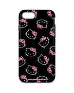 Hello Kitty Pattern iPhone 8 Pro Case