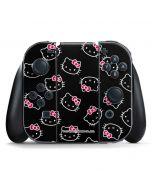 Hello Kitty Pattern Nintendo Switch Joy Con Controller Skin