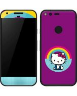 Hello Kitty Rainbow Google Pixel Skin