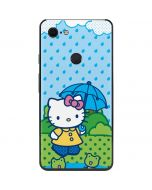 Hello Kitty Rainy Day Google Pixel 3 XL Skin