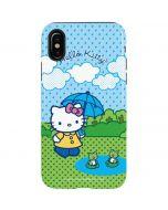 Hello Kitty Rainy Day iPhone XS Pro Case