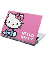 Hello Kitty Sitting Pink Yoga 910 2-in-1 14in Touch-Screen Skin