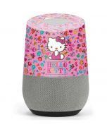 Hello Kitty Smile Google Home Skin