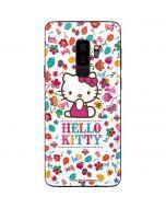 Hello Kitty Smile White Galaxy S9 Plus Skin