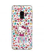 Hello Kitty Smile White Galaxy S9 Skin