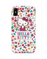 Hello Kitty Smile White iPhone XS Max Lite Case