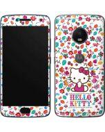 Hello Kitty Smile White Moto G5 Plus Skin