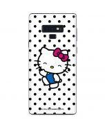 Hello Kitty Waving Galaxy Note 9 Skin