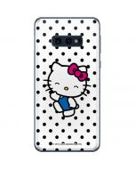 Hello Kitty Waving Galaxy S10e Skin