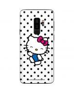 Hello Kitty Waving Galaxy S9 Plus Skin