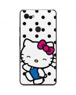 Hello Kitty Waving Google Pixel 3 XL Skin