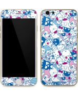 Hello Sanrio Blue Blast iPhone 6/6s Skin