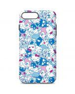 Hello Sanrio Blue Blast iPhone 7 Plus Pro Case