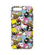 Hello Sanrio Color Blast iPhone 7 Plus Pro Case