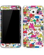 Sanrio World Galaxy S6 Edge Skin
