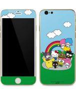 Hello Sanrio Crew iPhone 6/6s Skin