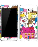 Hello Sanrio Friendship Road Galaxy S6 Edge Skin