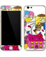 Hello Sanrio Friendship Road iPhone 6/6s Skin