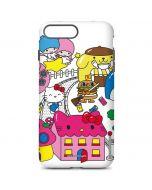 Hello Sanrio Friendship Road iPhone 7 Plus Pro Case