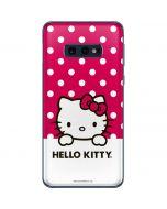HK Pink Polka Dots Galaxy S10e Skin