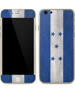 Honduras Flag Distressed iPhone 6/6s Skin