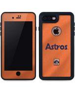 Houston Astros - Cooperstown Distressed iPhone 7 Plus Waterproof Case