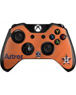 Houston Astros - Cooperstown Distressed Xbox One Controller Skin