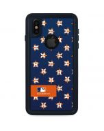 Houston Astros Full Count iPhone X Waterproof Case