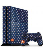Houston Astros Full Count PS4 Console and Controller Bundle Skin