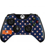 Houston Astros Full Count Xbox One Controller Skin