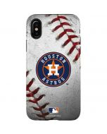 Houston Astros Game Ball iPhone X Pro Case