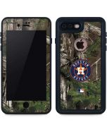 Houston Astros Realtree Xtra Green Camo iPhone 7 Plus Waterproof Case
