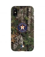 Houston Astros Realtree Xtra Green Camo iPhone X Pro Case