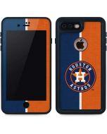 Houston Astros Split iPhone 7 Plus Waterproof Case