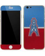 Houston Oilers Vintage iPhone 6/6s Skin