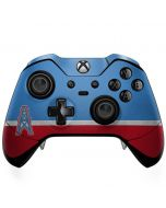 Houston Oilers Vintage Xbox One Elite Controller Skin