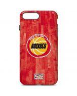 Houston Rockets Hardwood Classics iPhone 7 Plus Pro Case