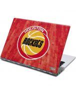 Houston Rockets Hardwood Classics Yoga 910 2-in-1 14in Touch-Screen Skin