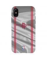 Houston Rockets Home Jersey iPhone X Pro Case
