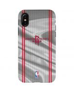 Houston Rockets Home Jersey iPhone XS Pro Case