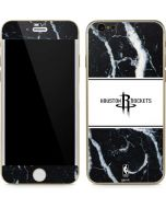 Houston Rockets Marble iPhone 6/6s Skin