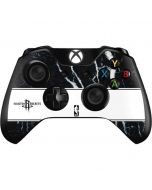 Houston Rockets Marble Xbox One Controller Skin