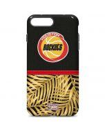 Houston Rockets Retro Palms iPhone 7 Plus Pro Case