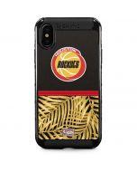 Houston Rockets Retro Palms iPhone XS Max Cargo Case