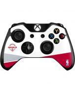 Houston Rockets Split Xbox One Controller Skin
