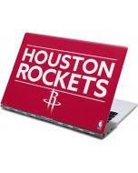Houston Rockets Standard - Red Yoga 910 2-in-1 14in Touch-Screen Skin